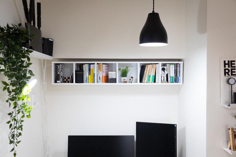 本棚 壁掛け