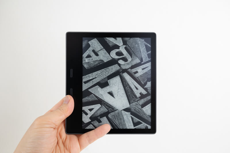 Kindle Oasis(オアシス)
