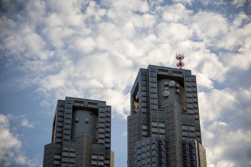 新宿 都庁